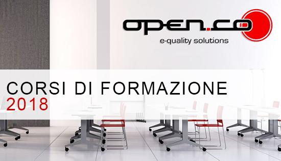 Formazione Open-Co 2018
