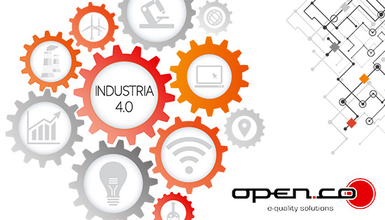Open-Co per il piano INDUSTRIA 4.0