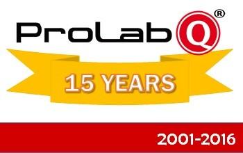 2001-2016: Prolab.Q compie 15 anni