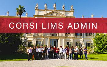 Corsi di formazione LIMS ADMIN 7-8 Giugno 2017