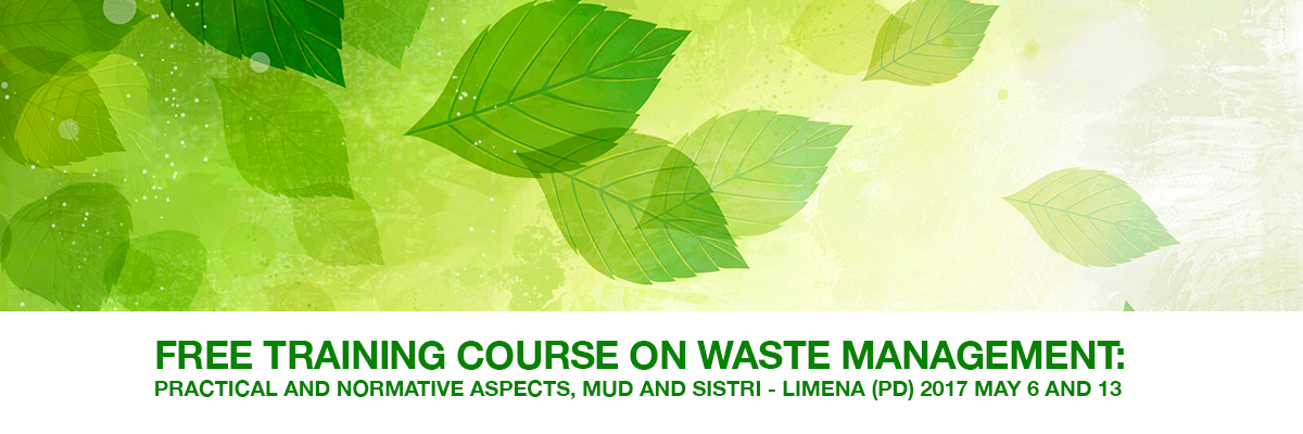Free Course On Waste Management