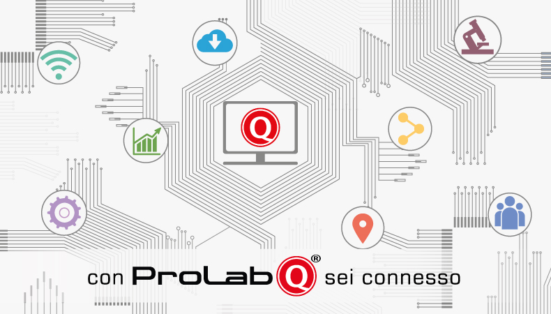 Prolab.Q LIMS software per l'IOT