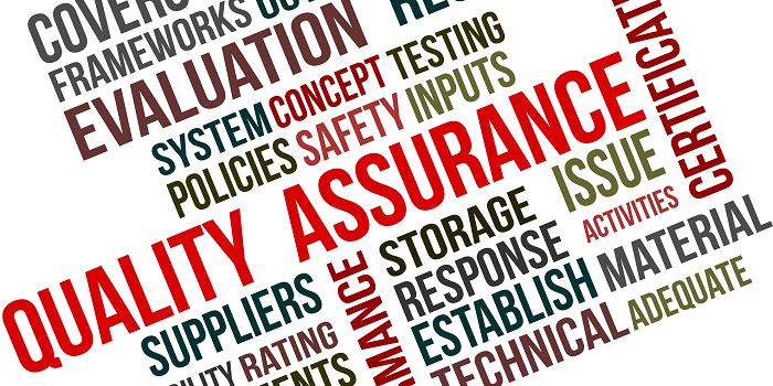 QA/QC Quality Assurance Quality Control
