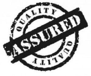 QA/QC Quality Assurance