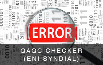 Modulo QAQC Checker per ENI Syndial