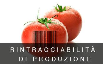 Tracciabilità e Rintracciabilità in produzione