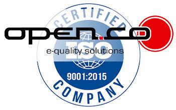 Open-Co rinnova la certificazione ISO 9001