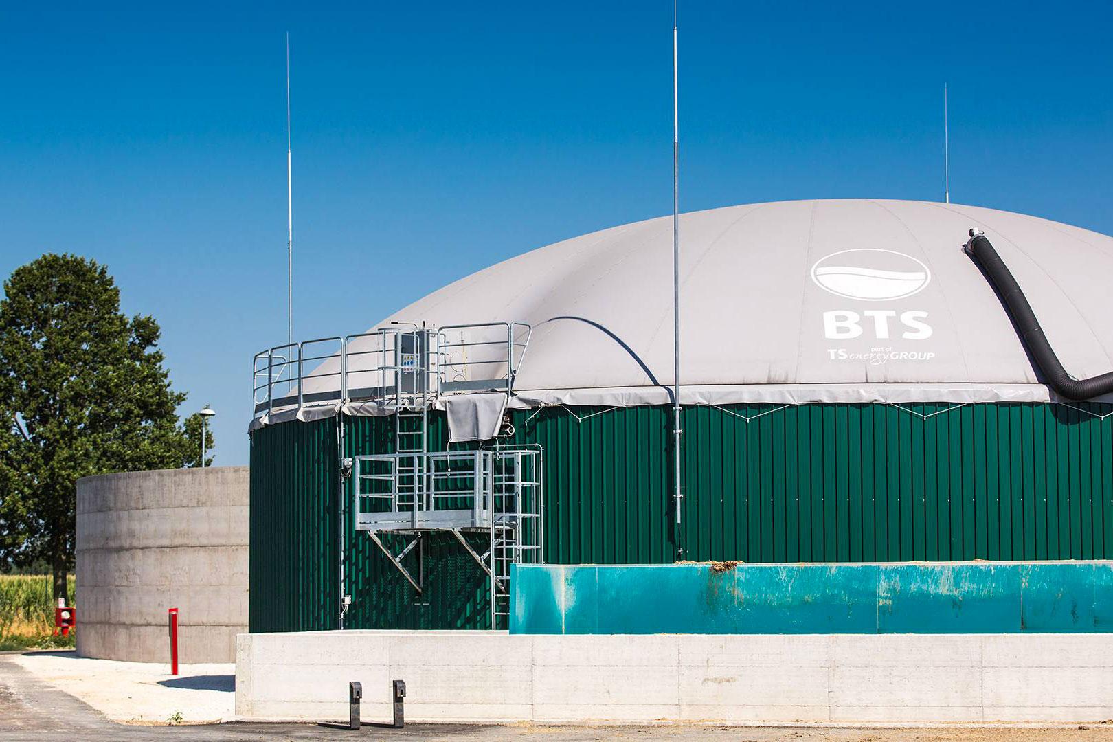 BTS Biogas Case Study