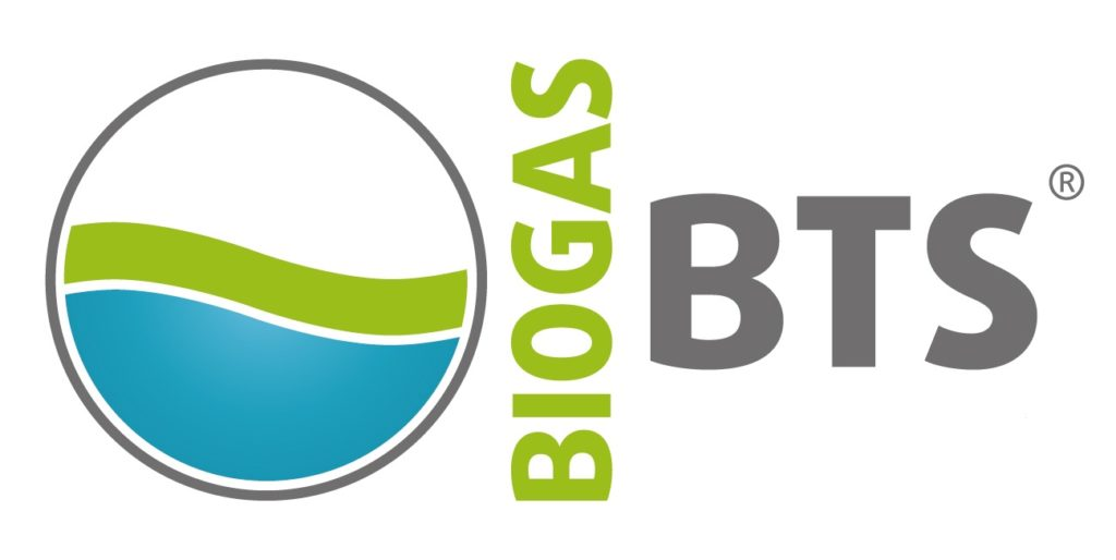 BTS Biogas logo