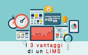 I 3 vantaggi di un LIMS in laboratorio