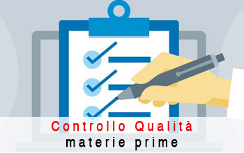Controllo qualità delle materie prime | Prolab.Q by Open-Co