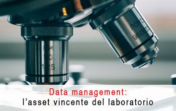 Il data management nel laboratorio chimico