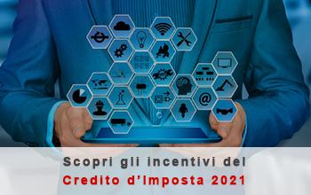 Credito d'Imposta 2021 e le agevolazioni per l'acquisto di software