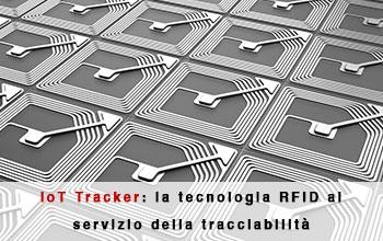 IoT Tracker: la tecnologia RFID al servizio della tracciabilità